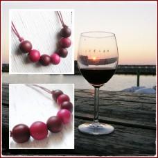 """Sfere de Culoare """"Bordeaux"""""""