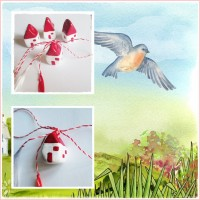 "Martisor ""Little House"""