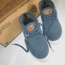 "Ghete Safari Suede ""Dark Blue"""