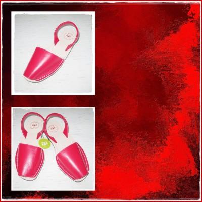 """Sandale AVARCA Clasic """"Rojo"""""""
