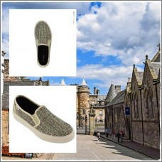 "Slip-On ""Tweed"""